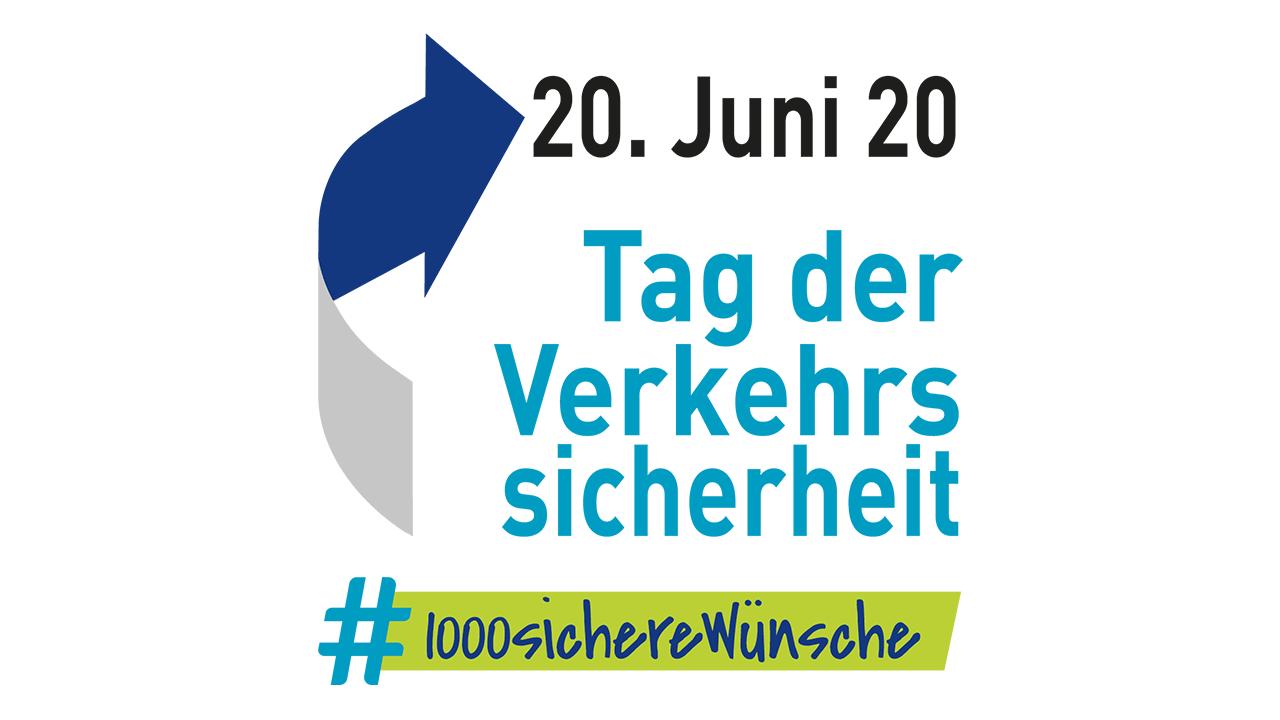 #1000sichereWünsche – die Kampagne zum Tag der Verkehrssicherheit