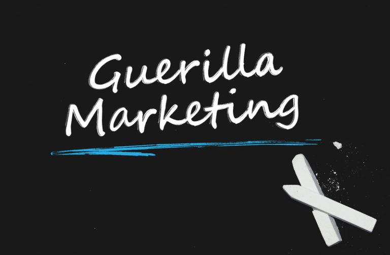 |Was ist eigentlich Guerilla-Marketing?