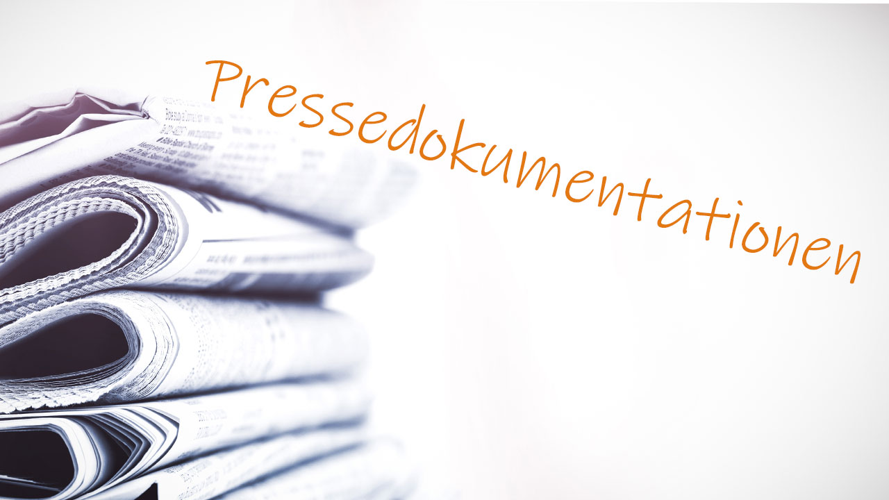Pressedokumentationen