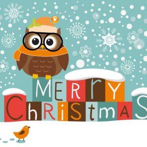 CGW Weihnachtskarte Jeannine Mauser