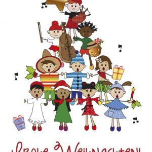 CGW Weihnachtskarte von Katharina Bauch