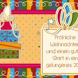CGW Weihnachtskarte von Ria Gubitz