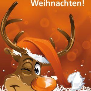 CGW Weihnachtskarte von Stephanie Richarz
