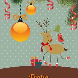 CGW Weihnachtskarte von Verena Köppl