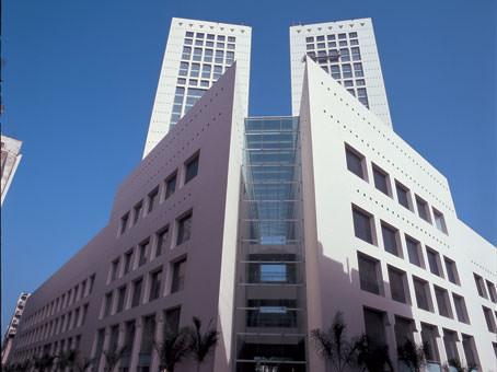 Casablanca Twin towers