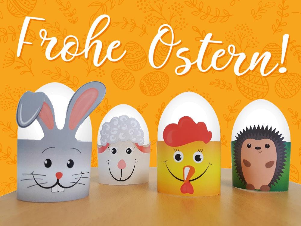 CGW Eierbecher-Banderolen Ostern 2018