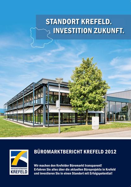 Cover_bueromarktbericht-krefeld-2012
