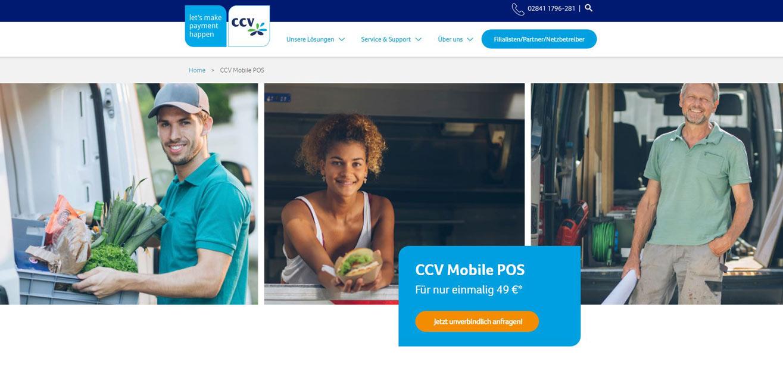 ||CCV Google Ads-Kampagne