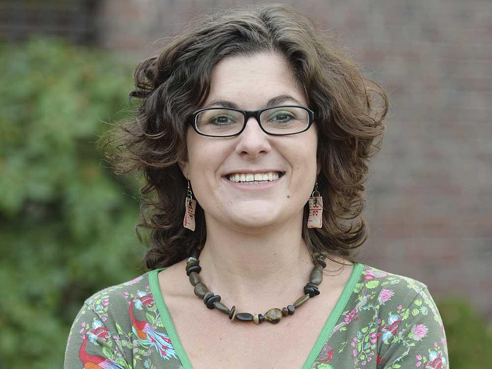 Anna-Maria Guth ist Geschäftsführerin Nummer 3.