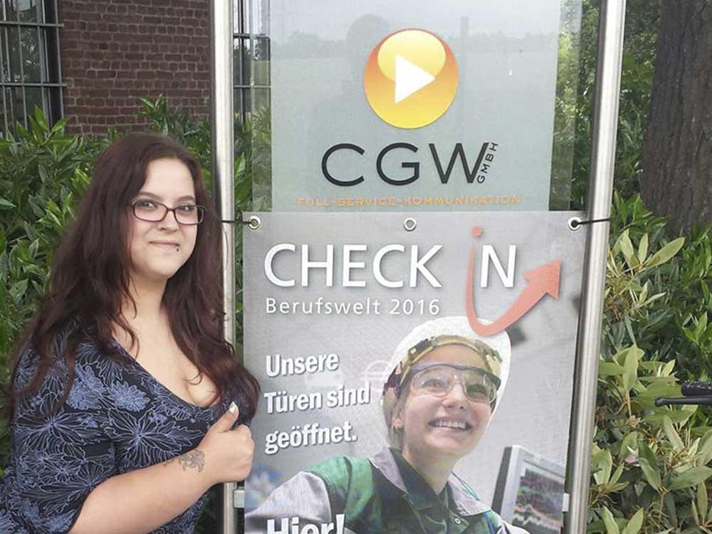 Check-in Berufswelt 2016