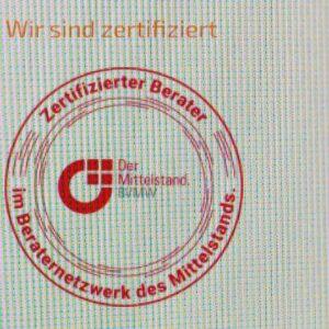 """CGW ist """"BVMW-geprüfter Berater für mittelständische Unternehmen"""""""