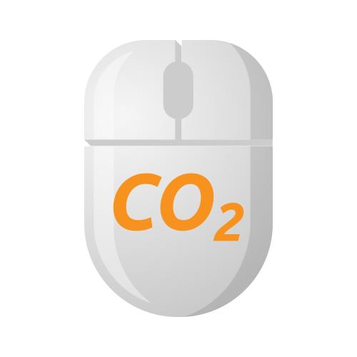 CGW Nachhaltigkeit: CO2 Ausstoß