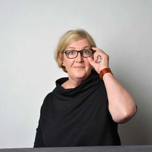 CGW Team: Administration Irmgard Deichsel