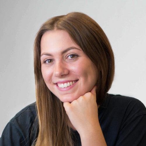 CGW Team: Praktikantin Lena Stiewe