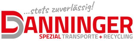 Logo Danninger Spezialtransporte