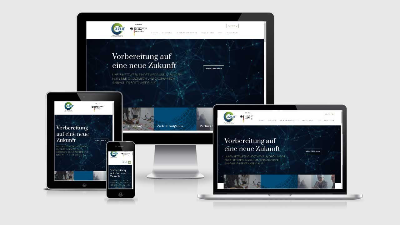 CGW realisiert Website für das Innovationsforum Altreifen-Recycling