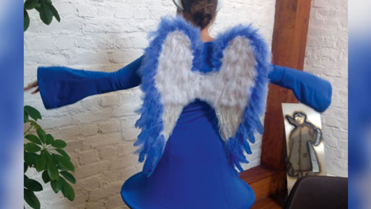 Bosal Kostüm Blauer Engel