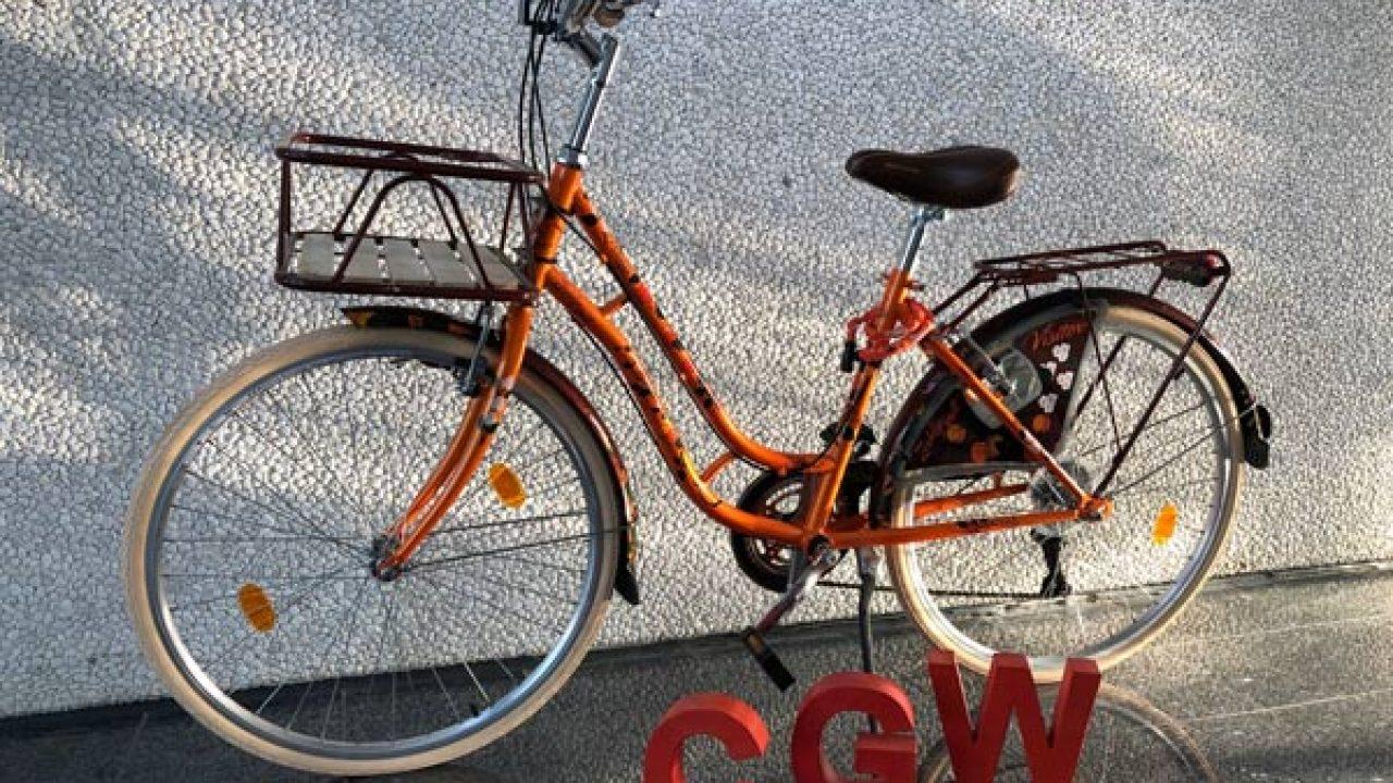 Unser neues CGW Fahrrad|CGW Weihnachtsfeier 2019|Unser Neues CGW Fahrrad