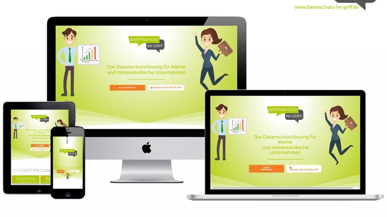 CGW: Relaunch neue Website Datenschutz im Griff
