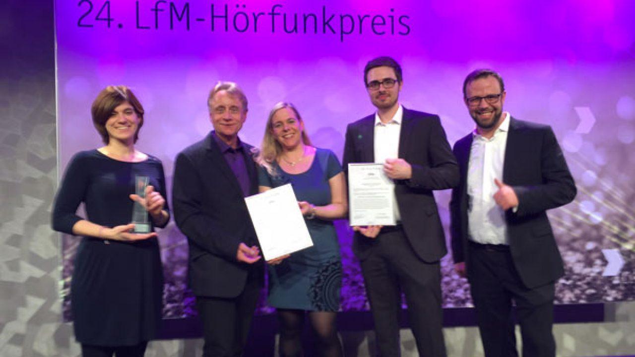 LfM-Hörfunkpreis 2015 für die Krefelder Agentur CGW