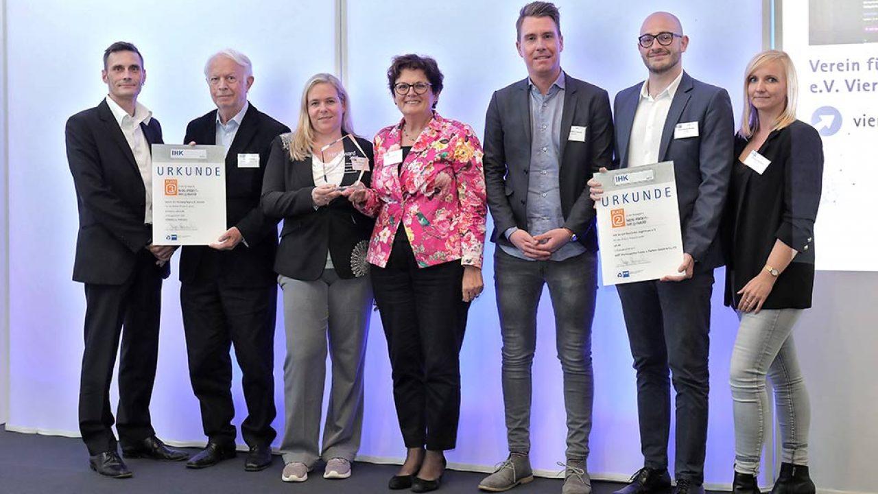 CGW ihk@award für Galileum Solingen
