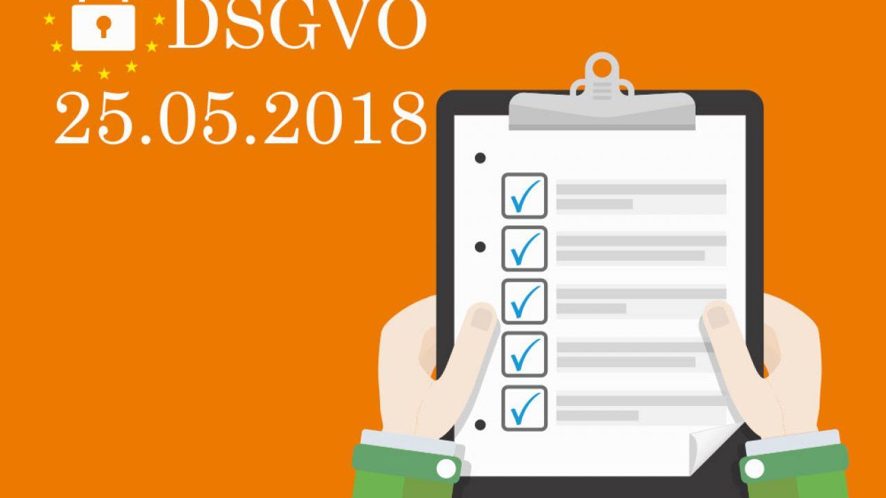 Die DSGVO kommt – Sind Sie vorbereitet?