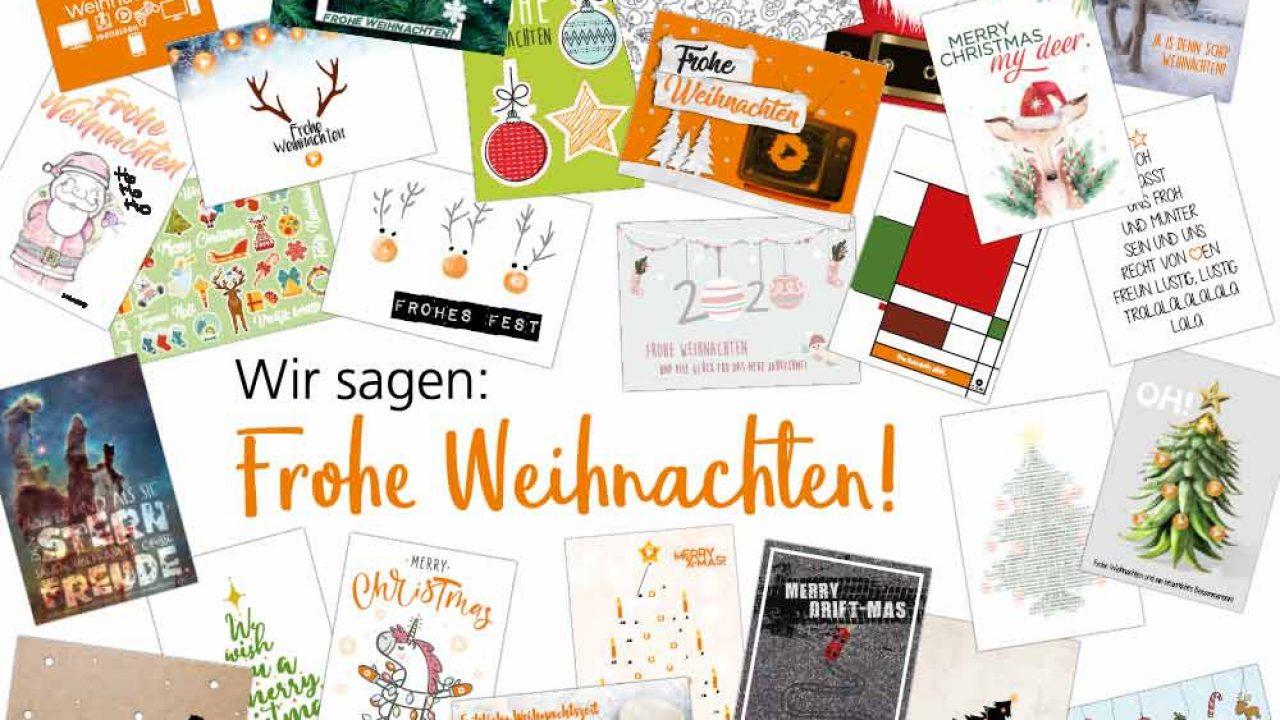CGW-Weihnachtskarten-Edition 2019