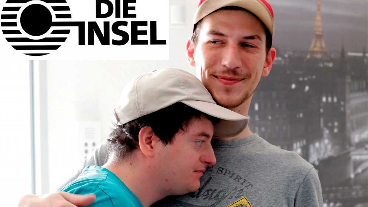 """CGW engagiert: Flyer für """"Die Insel"""""""