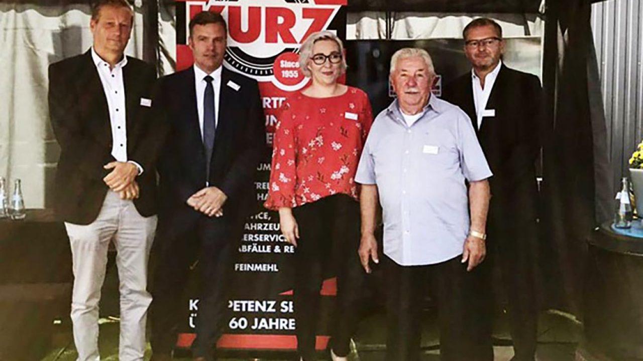 Ein voller Erfolg: Infoveranstaltung Gummiasphalt bei KURZ Karkassenhandel