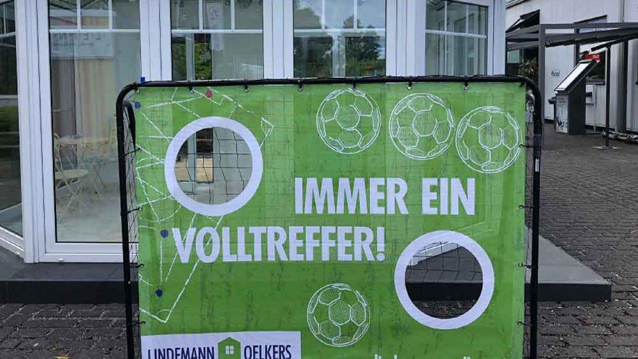 Lindemann Oelkers - Torwand