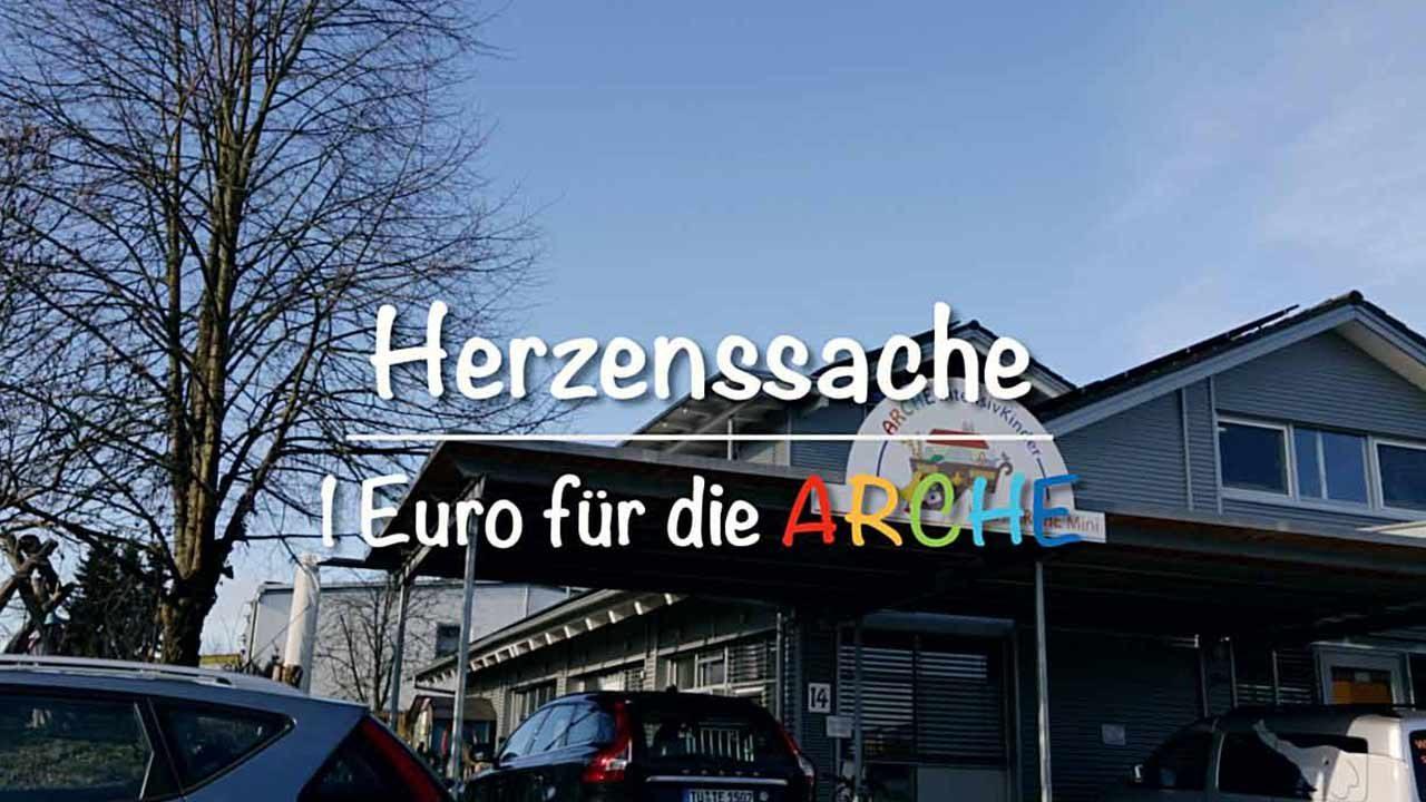 REIFF-Gruppe ARCHE YouTube Thumbnail