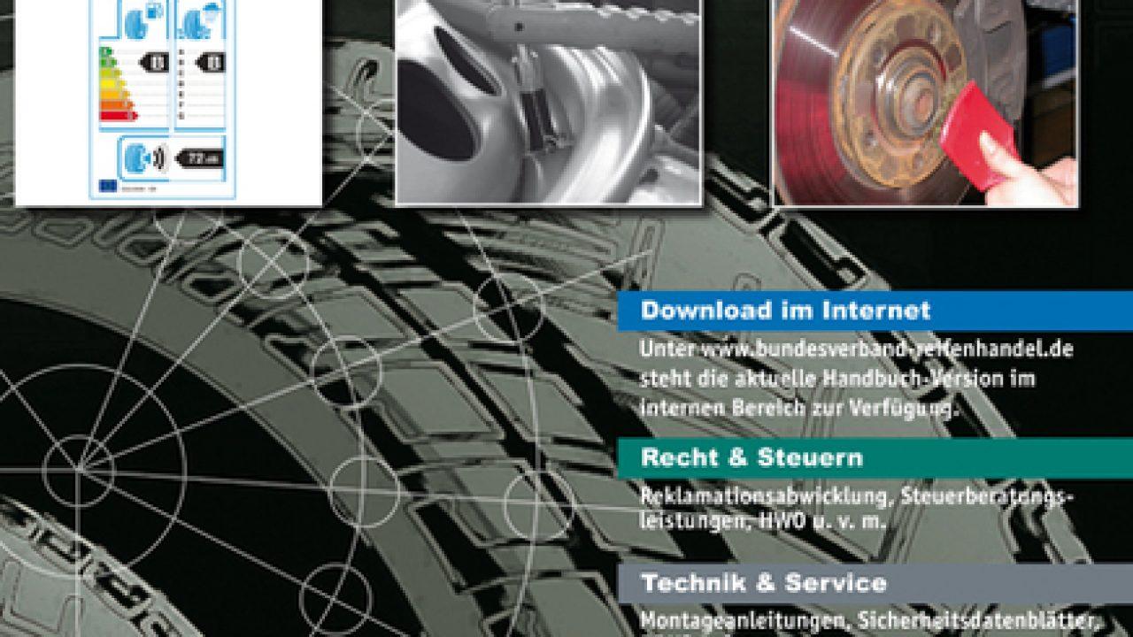 Titelbild des BRV Handbuchs 2013