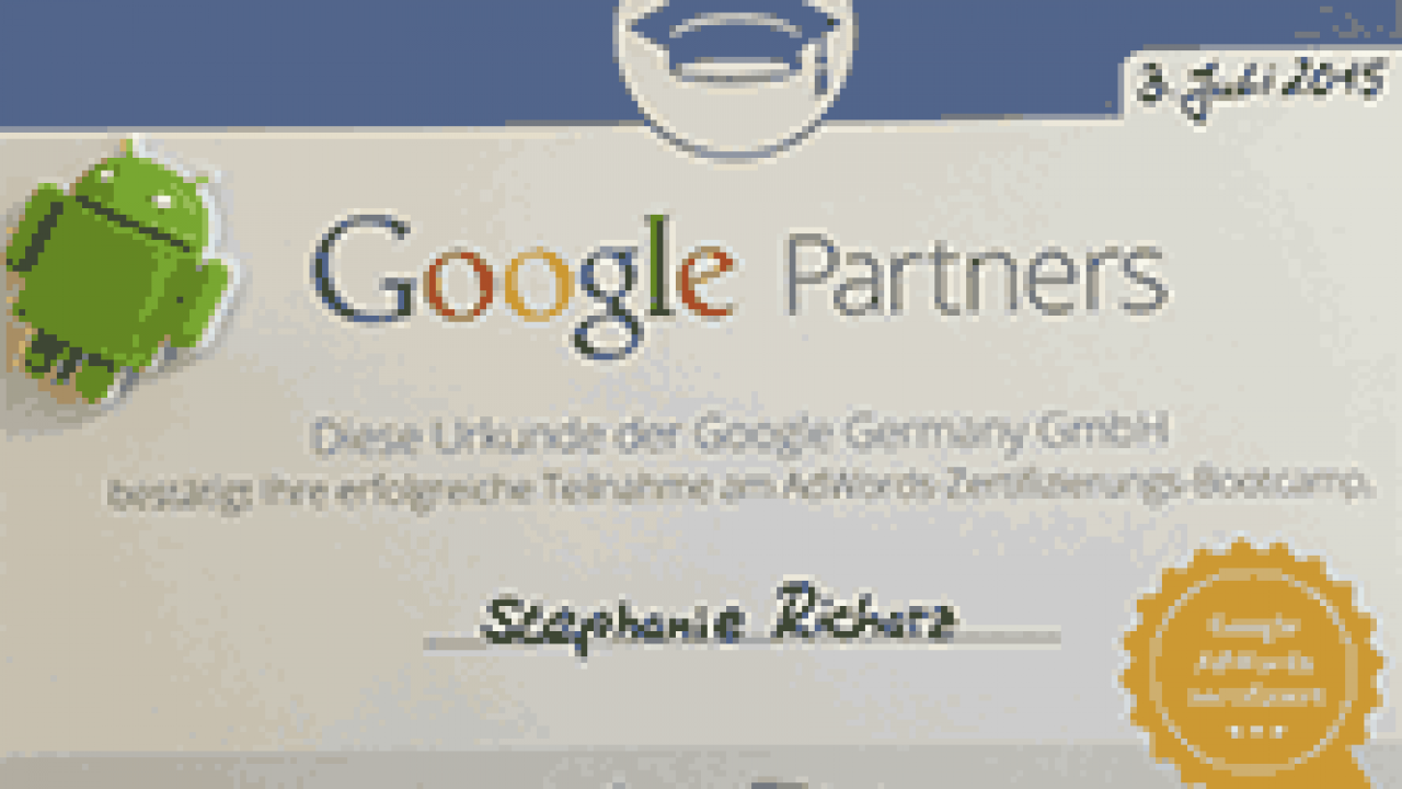 zertifikat-google-adwords
