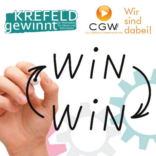 "  ""Krefeld gewinnt"""