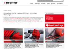 REIFF Kremer Website