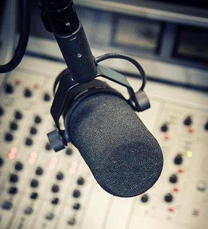 Die CGW macht auch Rundfunkspots