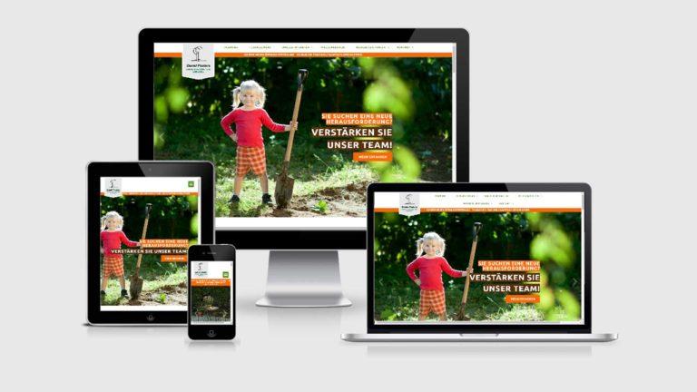 Garten- und Landschaftsbau Daniel Pastors
