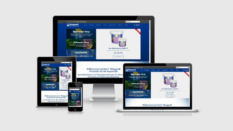 HW Wiegandt | SEA-Kampagen Markenbildung