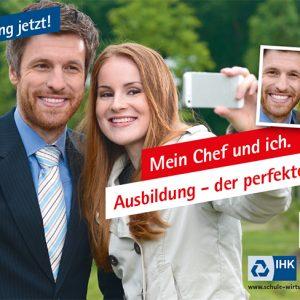 """IHK Großflächenkampagne """"Jetzt ausbilden"""" Motiv 6"""
