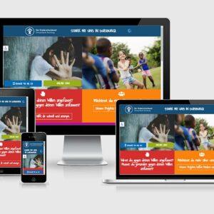 """Jetzt online: Kinder-Website """"Stark mit uns in Duisburg"""""""