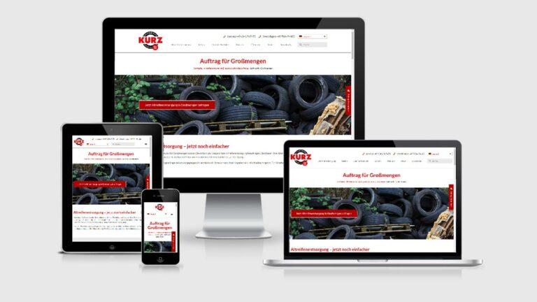 KURZ Karkassenhandel Online-Formulare