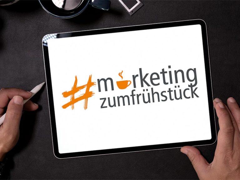 #marketingzumfrühstück Einladung