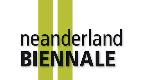 Logo Neanderland Biennale