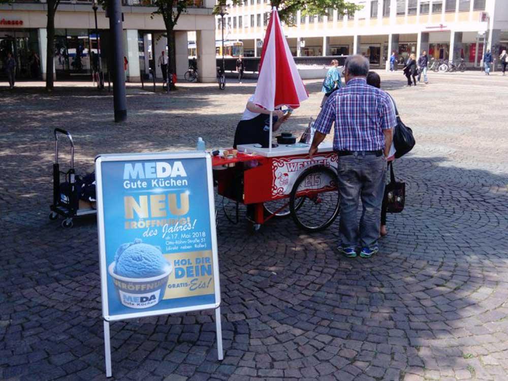 MEDA Gute Küchen Neueröffnung in Darmstadt