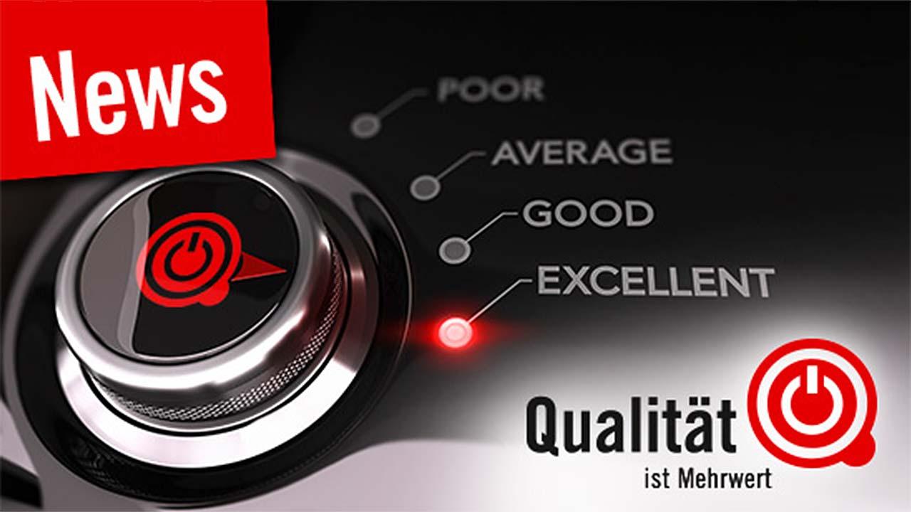 Qualität ist Mehrwert - Newsletter