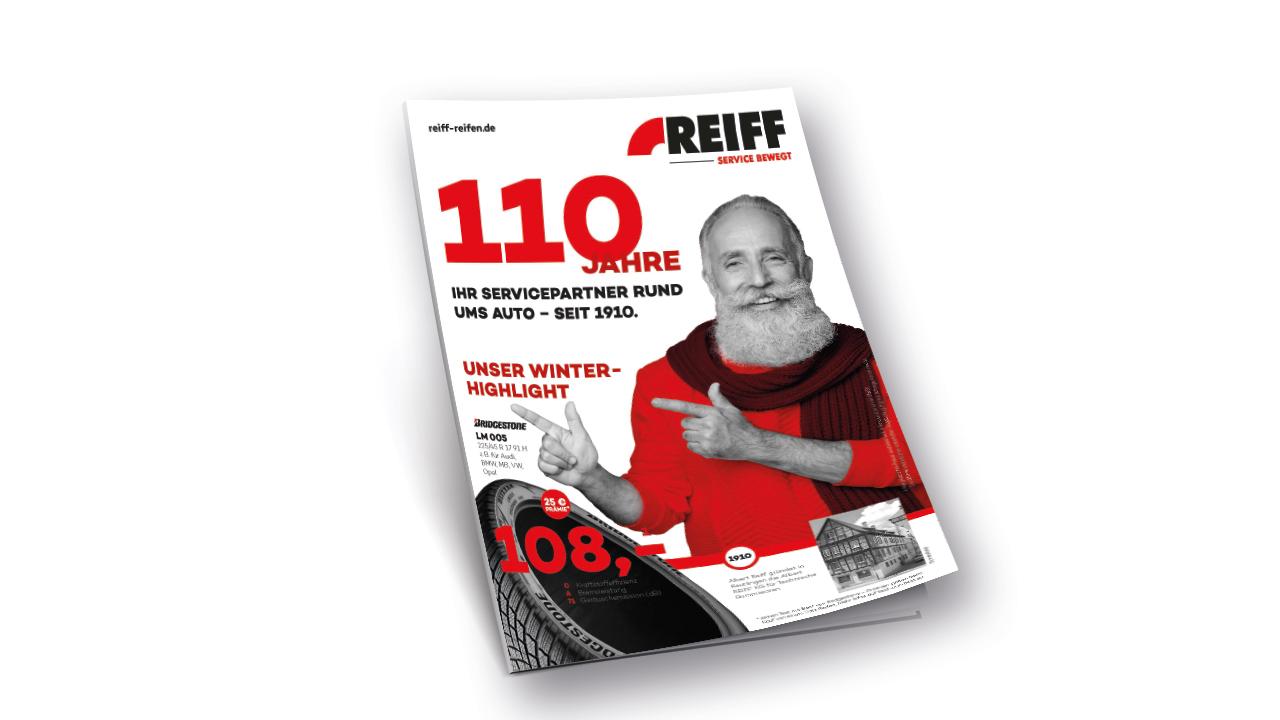 Magazin REIFF