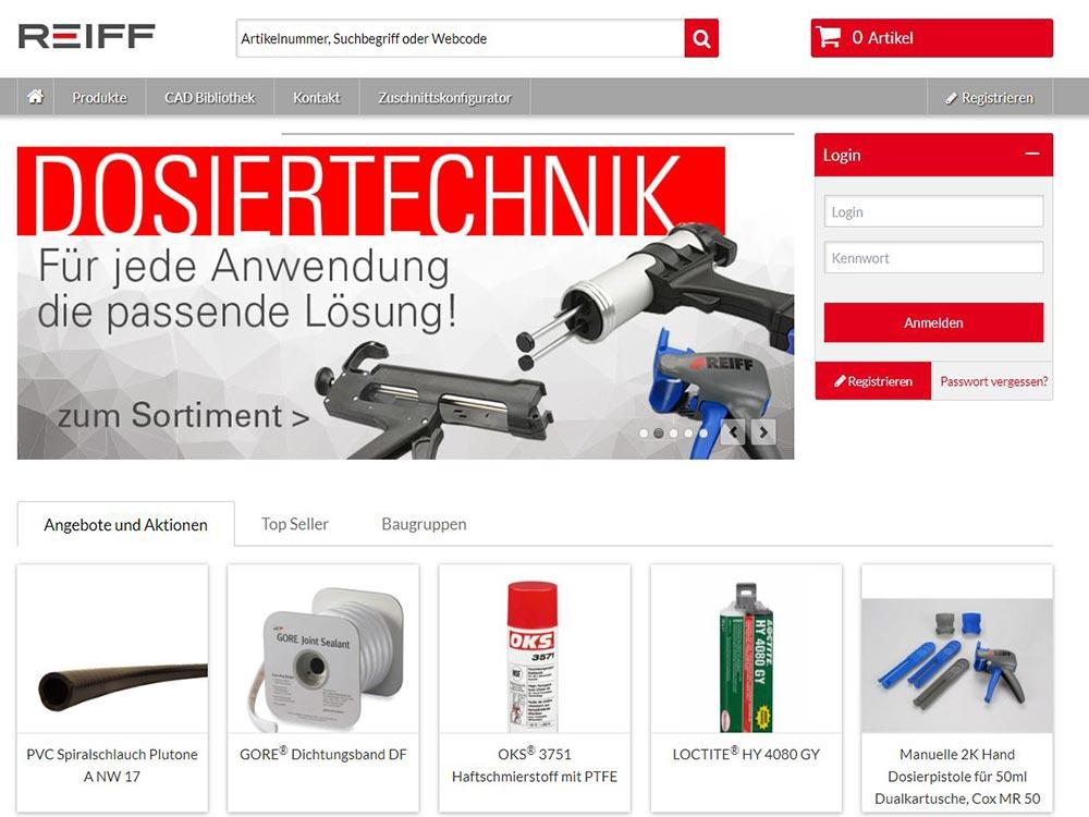 RTP Online-Shop