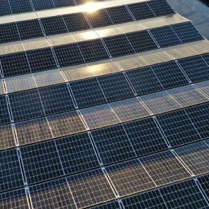 Solarenergie? Läuft!