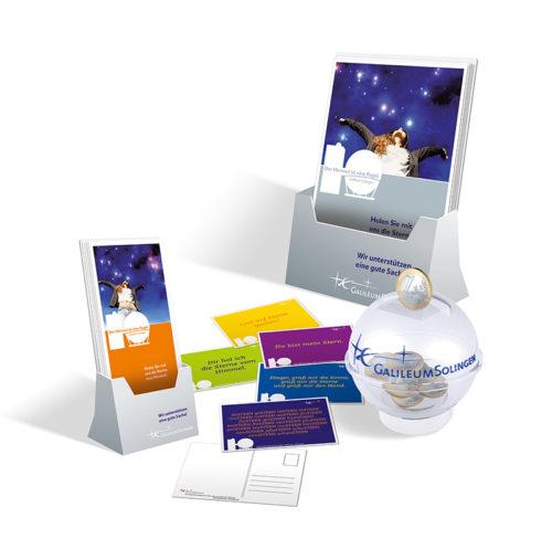 Bild des Sponsoringpakets für das Galileum Solinegn