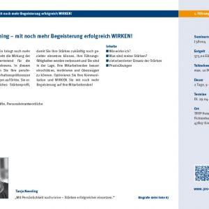 vhs pro business Seminarprogramm web seite9